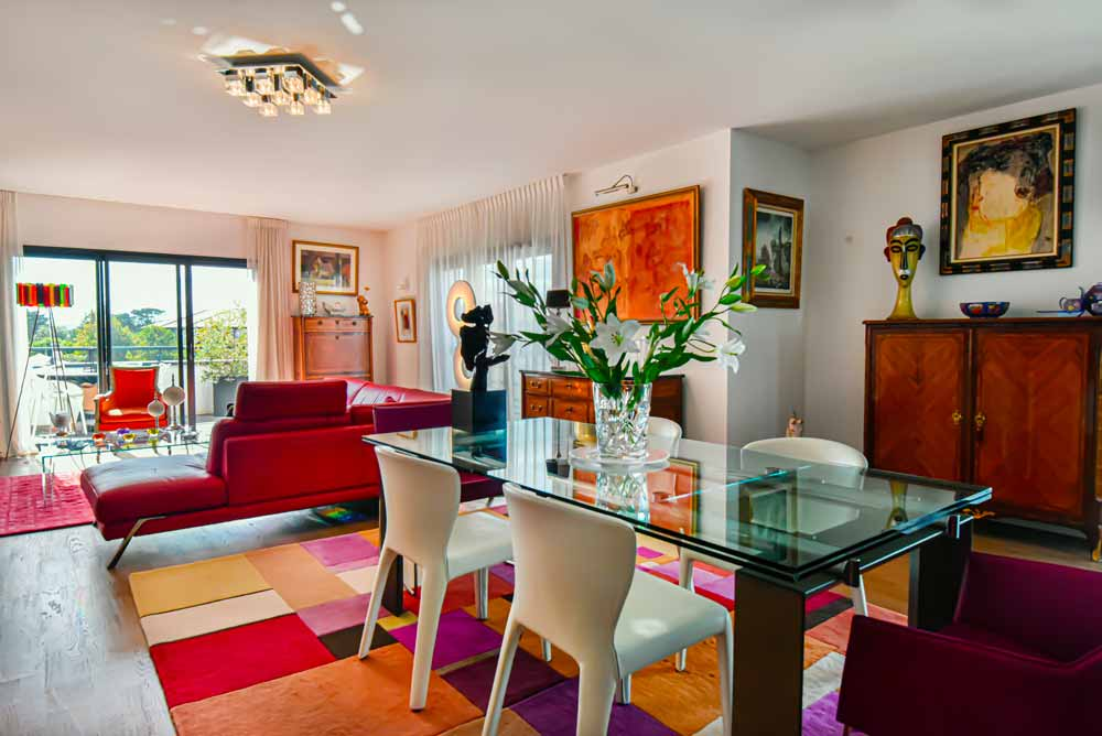 appartement anglet terrasse