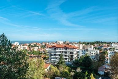 grand appartement biarritz
