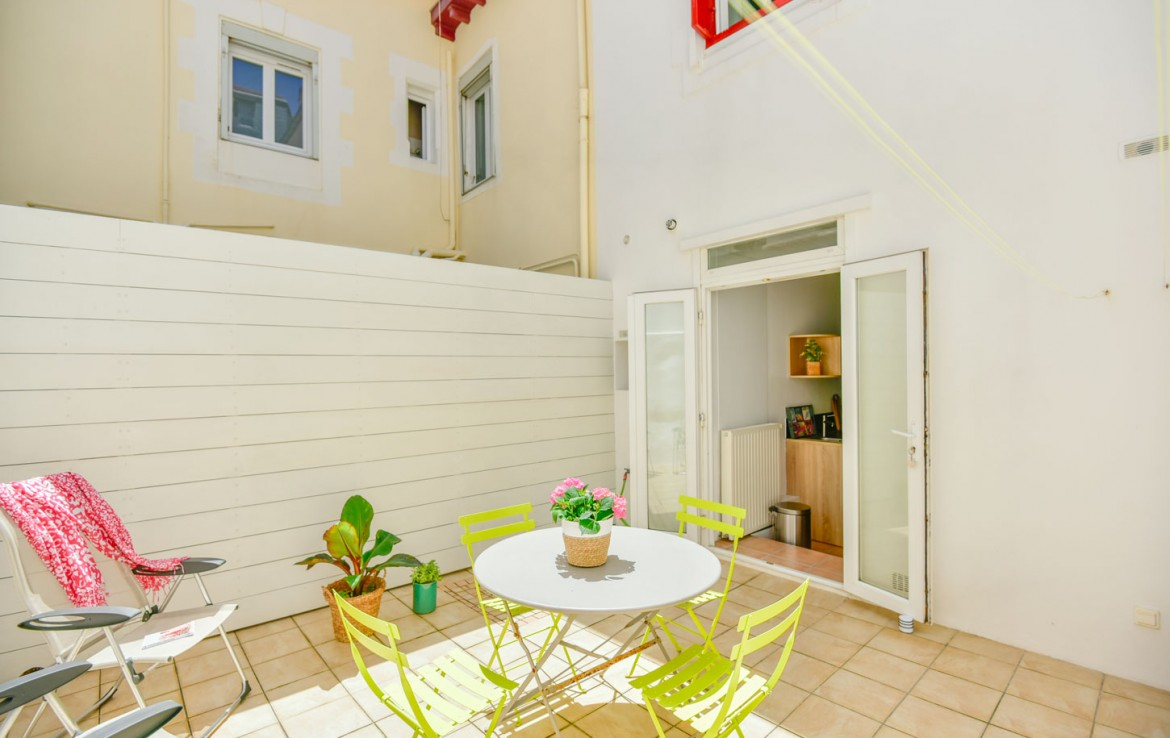 appartement biarritz centre