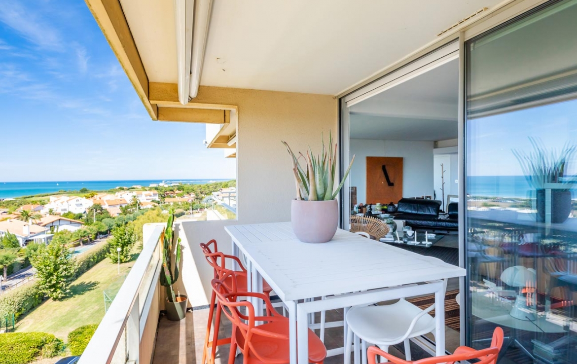 appartement anglet millesime