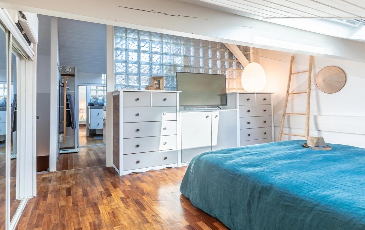 appartement anglet terrasse chambre 4